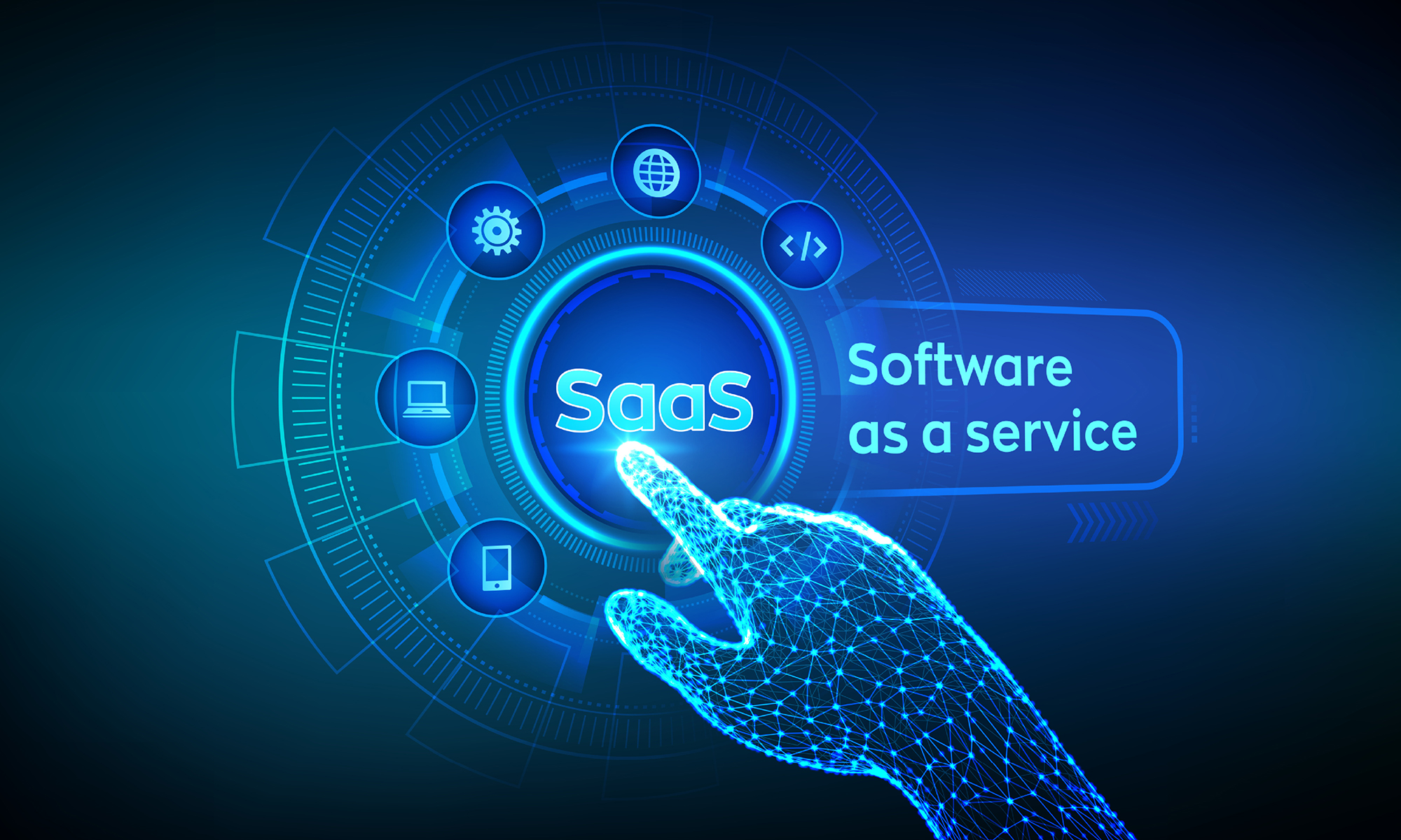 SAAS: Software as a Service